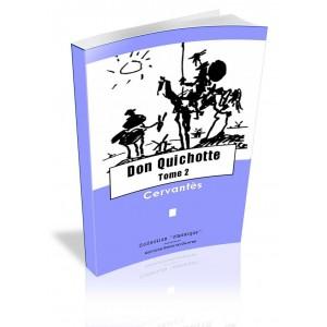 Don Quichotte T2 - Cervantes