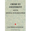 Crime et chatiment - Dostoievski
