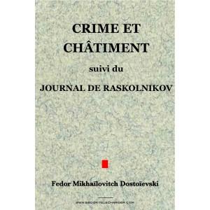 Crime et chatiment - Dostoievski