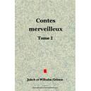 Contes merveilleux Tome 2 - Grimm