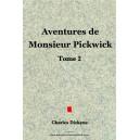 Aventures de  Monsieur Pickwick  Tome 2- Dickens