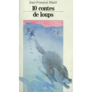 10 contes de loup