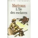 L'ile des esclaves - Marivaux