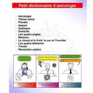 Petit dico d'astrologie