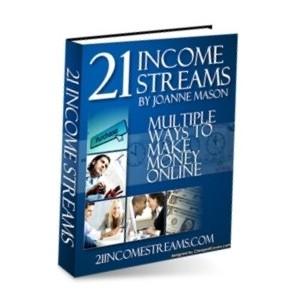 21 incomes streams
