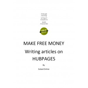 Make Free Money Writing Articles