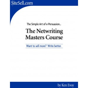 The Netwriting Master Course
