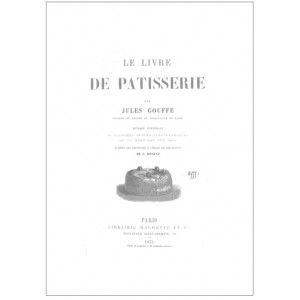Patisserie - Jules Gouffe