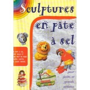 Sculpture en pate de sel