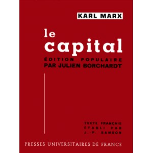Le capital - Karl Marx