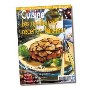 98 recettes fraicheur