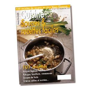 101 recettes de soupes