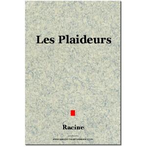 Les Plaideurs - Racine