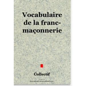 Vocabulaire de la franc-maçonnerie