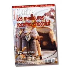 82 recettes chocolat